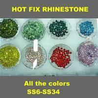 China hotfix rhinestone on sale
