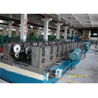 GI Perforated Cable Tray Systems Automatic Roll Forming Production Machine for sale