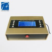 China Big LED screen golden color luxury ion cleanse detox foot spa on sale