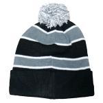 Quality Unisex Warm Winter Knit Beanie Hats 100% Acrylic Material Custom Logo for sale
