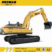Brand new Heavy construction equipment SDLG crawler excavator LG6400E adopting