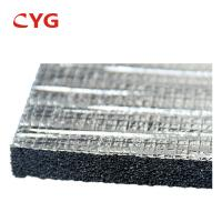 Quality Customized HVAC Insulation Foam Panels Fire Resistant Board Material Polyethylene Roll for sale