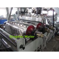 Buy cheap High Performance Transparent Pet Sheet Production Line Thickness 0.12mm - 5mm product