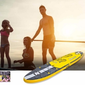 Quality EVA Floor 145kg 330*76*15cm Mens Paddle Board for sale