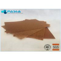 Quality High Performance Aramid Honeycomb Panels Radomes High Temperature Resistance for sale