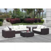 Quality TF-9051 wicker rattan living room sofa furniture for sale