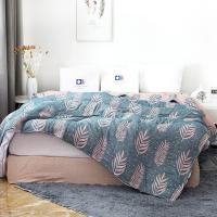 Quality 100% Cotton Muslin Blanket Bed Sofa Travel Breathable Chic Mandala Style Large Soft Throw Blanket Para Blankets for sale