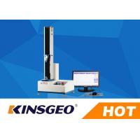 Quality High Precision Peel Adhesion Test Equipment With Metal / Rubber Material for sale