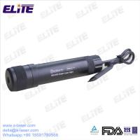 China FDA Certified  GS-0400 4.5mw Waterproof Green Laser Sight with Rail Mount for Rifles & Pistols on sale