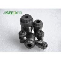 Quality 100% Tungsten Carbide Nozzle / Multi Function Cemented Carbide Wear Parts for sale