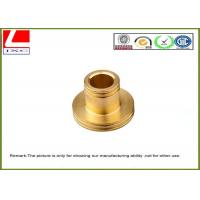 Buy Professional Computer Numerical Control Brass Machined Parts , OEM / ODM at wholesale prices