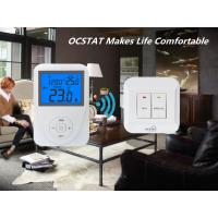 Quality 868 MHz Remote Control Programmable Room Thermostat For Temperature Control for sale