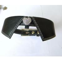 China Leather Dog Collar on sale