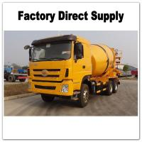 Quality LHD & RHD 6x4 Tri-Ring 375HP 8--12CBM concrete cement mixer truck for Congo for sale