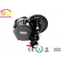 Quality High Speed  8fun Bbs02 750w Mid Drive Kit , Electric Bicycles Kits With Geared Motor for sale