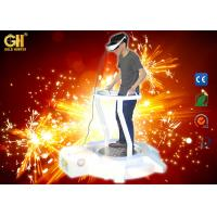 Buy cheap Comfortable Electric Vibrating VR Theme Park / 9D VR Cinema from wholesalers