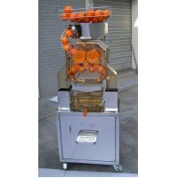 Buy cheap High Output Industrial Orange Juice Extractor With Automatic Feeder For Restaurant from wholesalers