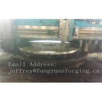 Quality Metal Forging C60 1.0606 S58C AISI1060 CK60 1.1221 Forged Cylinder Normalizing And Proof Machined for sale