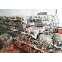 Quality Mens Clothing Used Garments Textile Recycling Second Hand Apparel Transparent Bale for sale