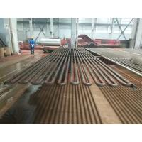 Quality High Efficiency Boiler Super Heater In Steam Power Plant Customized Size for sale
