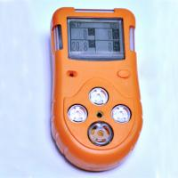 Quality Rechargeable multi gas monitor with electrochemical sensor for CLO2,SO2,CO,H2S for sale