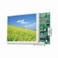 Quality 7-inch TFT LCD Module with Response Time of 12ms and 480 x 234 Dots Resolution for sale
