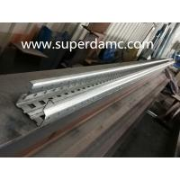 Quality Superda 85mm pallet shelf upright column making machine for sale for sale