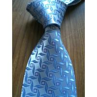 Buy cheap Blue Silk Neck Tie from wholesalers