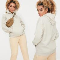 China No pilling women hoodies with hood fall on sale