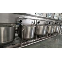 Quality Multifunctional 3 / 5 Gallon Bottled Water Production Equipment For Different Bottles for sale