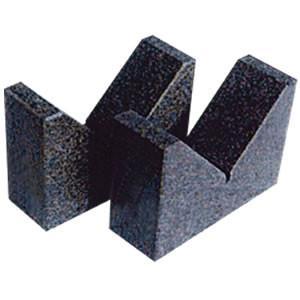 Buy Black Gloss Granite Measuring Block Precise with Natural Granite Stone at wholesale prices