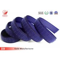 Quality 100% Nylon Hook And Loop Tape Fasteners For Garments And Gardern Use for sale