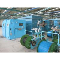 Quality Touch Screen Interface Copper Wire Twisting Machine , Cable Wire Buncher Machine for sale