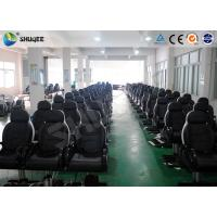 Quality Dynamic 5D Movie Theater With 10 Special Effect Simulations And Movement Seats for sale