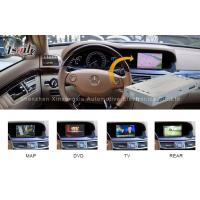 Quality Car Audio System Mercedes Benz  Navigation System with Touch Navi / Reversing Assist for sale