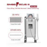 Quality 1-10 lines 3D hifu for beauty facial And Body Lifting salon and clinic use with 20000 shots for sale