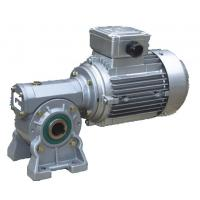 Quality WJ Series Aluminium Alloy Worm Reducer Gearbox for Trowelling Machine for sale