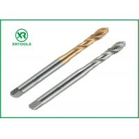 Quality TIN Coated Spiral Thread Tap, Tolerance 6H Screw Thread Insert Taps for sale