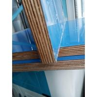 Quality Laser Cutting UV2 Full Birch Melamine faced Plywood Top Grade for sale