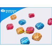 Quality Food Grade Chocolate Wrapping Paper Aluminum Foil Paper For Candy / Chocolate Ball for sale