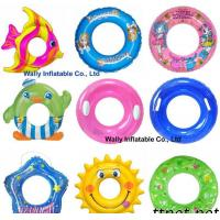 Buy cheap All Kinds Of Swim Ring, Inflatable Swim Ring, Swim Float Ring product