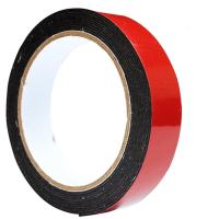 Quality Good Initial Adhesion Pe Acrylic Adhesive Foam Tape For Door And Window Sealing for sale