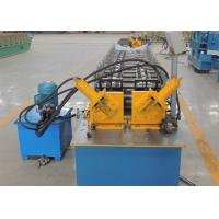 Quality Track CZ Purlin Metal Stud Roll Former Double Line  Cr12 Mov Cutting Blade for sale