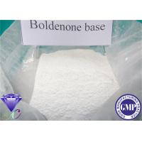 Quality INN BAN Boldenone Steroid Boldenone Base CAS 846-48-0 Undecylenate Ester for sale