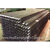 Quality Welded Heat Exchanger Fin Tube 10# 20# 16Mn 20G 12Cr1MoVG 'H Fin' 'HH Fin' for sale