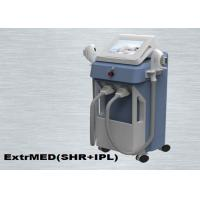 Buy cheap 10Hz SHR Alexandrite Laser Hair Removal Machine for Facial / Body / Leg from wholesalers