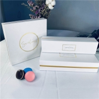 Buy Three Piece Suit Chocolate Packing Boxes For Snack Packaging at wholesale prices