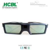 Buy Light Weight TV 3D Active Shutter Glasses For Sign Acceptable By Bluetooth at wholesale prices