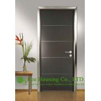 Quality Customized Ecological Interior Door For Sale, Aluminum Modern Door For Restaurant Use for sale