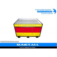China Grocery Stores / Supermarket Promotional Display Counter , Portable Sales Counter on sale